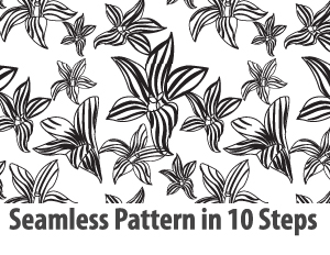 Bookmarking : Best of Video Tutorials Creating Seamless patterns in Adobe illustrator-1