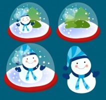 snowman-globe-aivault-vector-freebies