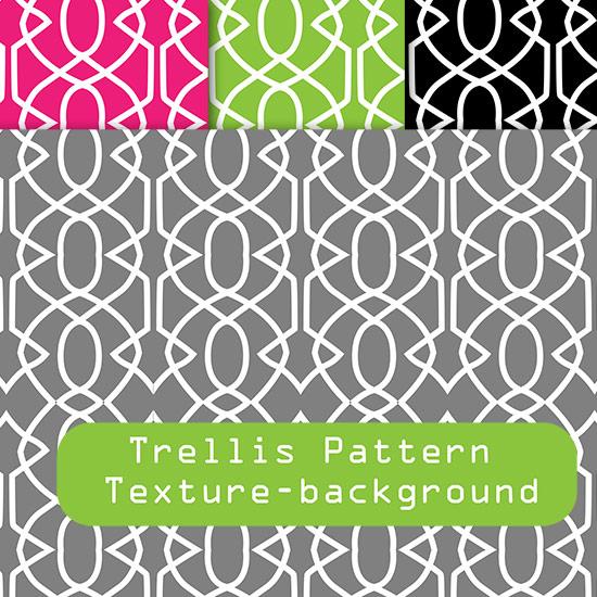 free-trellis-pattern-background-texture-set