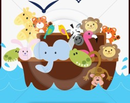 noah-s-ark-illustration-clipart-single