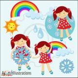 weather-girl