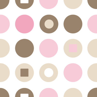 Free Pattern : Dotted Pink