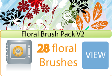 Floral Brush Pack :: V2