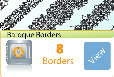 Design Fruit Collection Borders