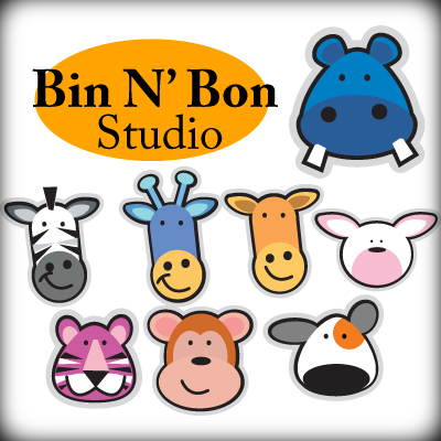 Bin n Bon set1