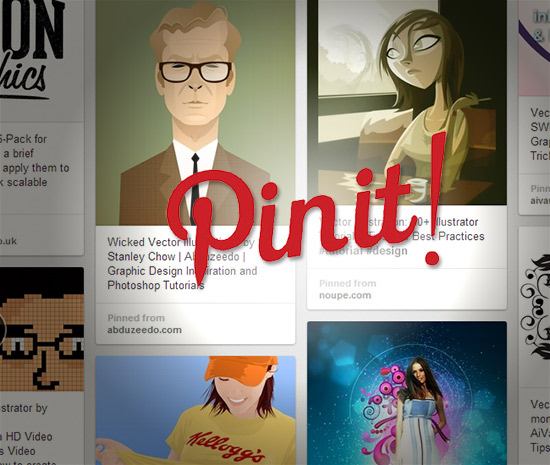 Pinterest Top Picks: Most Pinned and Popular Vector and illustrator Tutorials