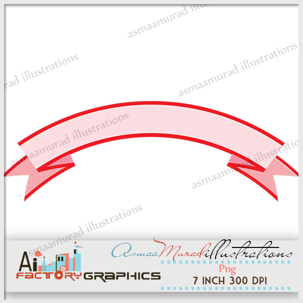 banner label clipart freebie